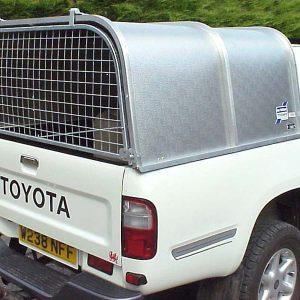 Aufbauten für Pick-up Fahrzeuge Ifor Williams